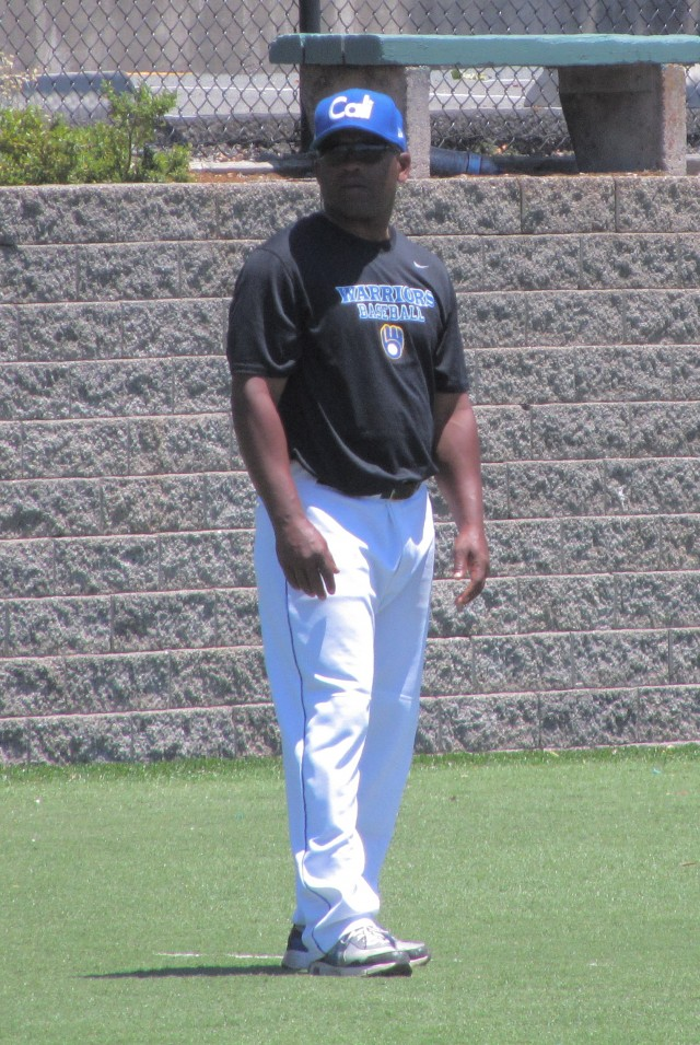 Laced Up Verbal Hitting Instruction With Max Venable First Base